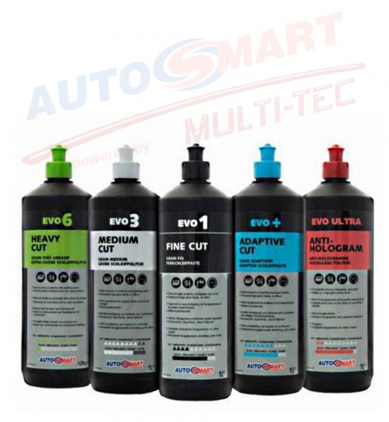 "AUTOSMART ""EVO 3"" Medium Cut"